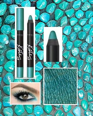 Rimmel kate Chubby Chunky Eyeshadow Stick shadow pencil crayon pure turquoise