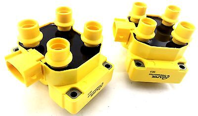 2 Ignition Coil Packs Lincoln Continental Ford Thunderbird Mustang Gt Explorer