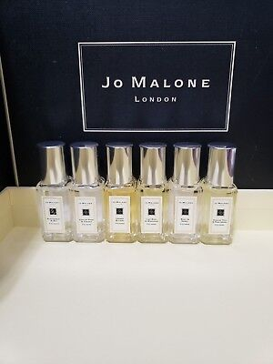 NEW* VARIOUS JO MALONE COLOGNE YOU CHOOSE ~PICK SCENT 0.3oz 9ml SAMPLE SPRAY