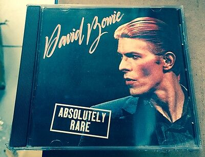 DAVID BOWIE - Absolutely Rare -  CD LIVE  no cdR MINT SEALED -