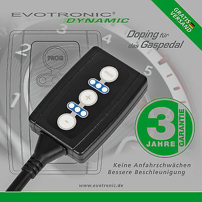 Evotronic Gaspedal Tuning Bmw 5Er