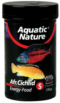 Aquatic Nature African Cichlid Energy Food S Granulat 130 g (8,45 EUR pro 100 g)