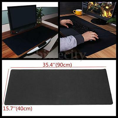 Large Anti-Slip Gaming Mouse Pad Desk Mat For CS CF Laptop Computer PC 90 x 40cm