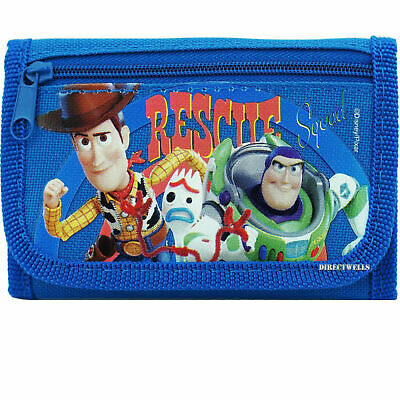 Toys Story Blue Wallet
