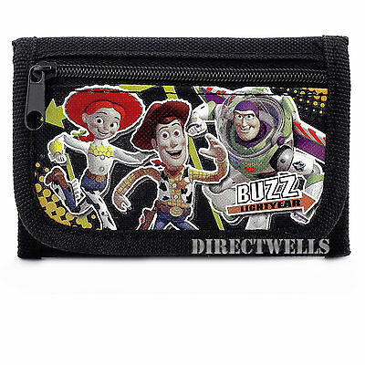 Toys Story Black Wallet