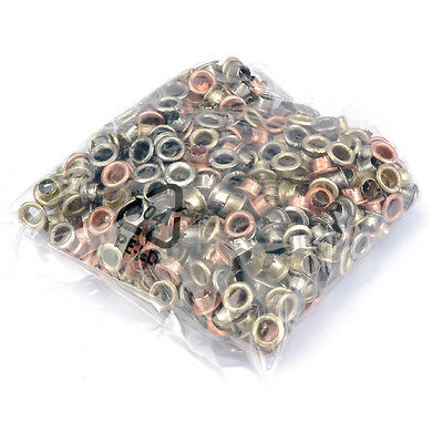 DRAPER 31108 500 X 4MM EYELETS FOR 31096  Hole Punch and Eyelet Pliers