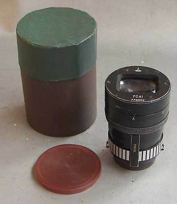 Rare LOMO 7C41 Director's Universal Finder 18 22 28 35 50 100 150 - Konvas Kinor