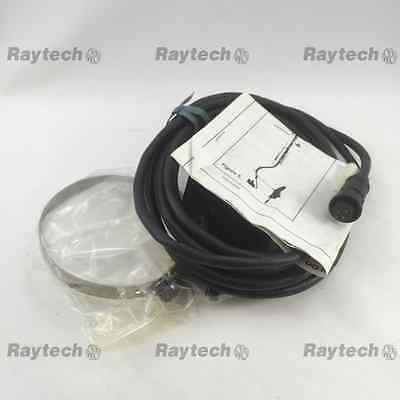 Apelco Raytheon M99-102 transducer IN-HULL / Trolling motor for 260/360/460/6760
