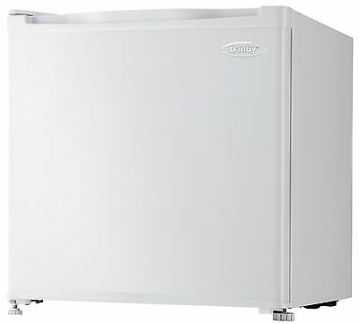 Danby 1.6  Cubic Feet Compact Refrigerator-White