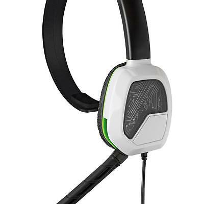 NEUF - Casque chat afterglow LVL 1 Blanc pour Xbox one