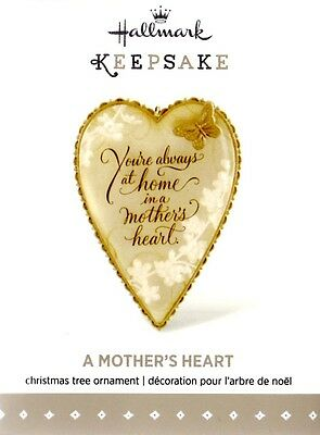 A Mother's Heart~2015~Hallmark~Reg.$14.95~MIB