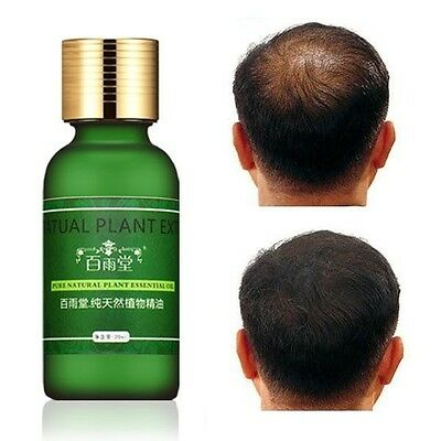Natural Plant Extract Rapid Hair Growth Essence Essential Oil Liquid Ginseng Gin