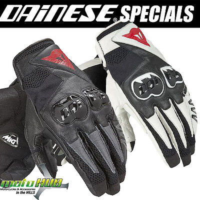 DAINESE  Mig Racing Short Gloves Motorcycle Road Bike Gloves