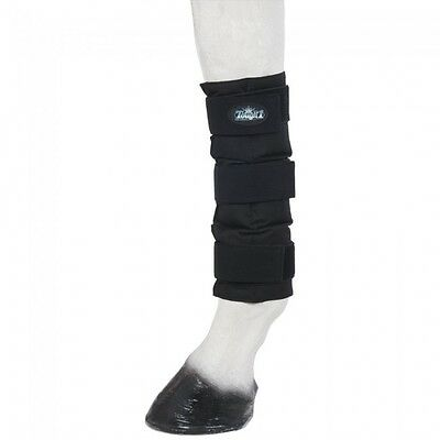 Tough 1 Ice Therapy Tendon Wraps Treat Inflammation Injury Swelling Horse