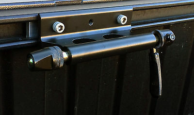Toyota Tundra and Tacoma Bed Rail Mountain & Road Bike Mount - Bicycle Rack