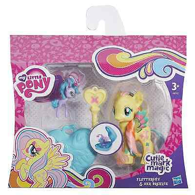 Hasbro A8209EU6 - My Little Pony e Fee Breezie, colori assortiti, 1 pezzo.