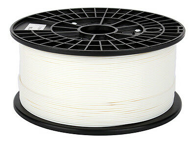 RC CoLiDo 3D Printer Filament 1.75mm ABS 1KG Spool (White)