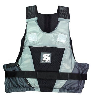Secumar JUMP Lifejacket Regatta jacket Float Canoe Kayak vest 40-120kg