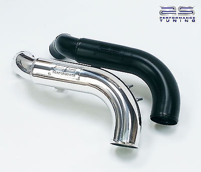 Airtec Silver Alloy Top Induction Pipe for Ford Focus MK2 ST 225