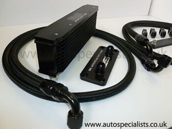 Airtec Remote Oil Cooler Kit for Ford Focus MK2 RS Models