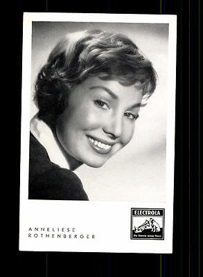 Anneliese Electrola Rothenberger Postkarte ## BC 79229