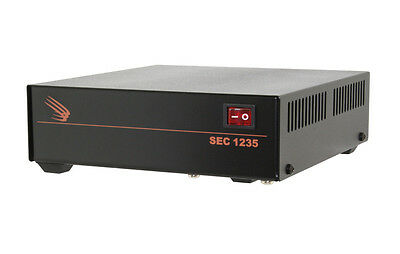 Samlex SEC-1235 Switching Power Supply 120Vac Input 13.8vdc Output At 30 Amps