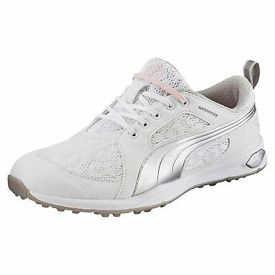PUMA BioFly Mesh Women's Golf Shoes Golf Low Boot Female Nuevo