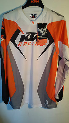 Ktm Racing Jersey By Thor, Small Adult