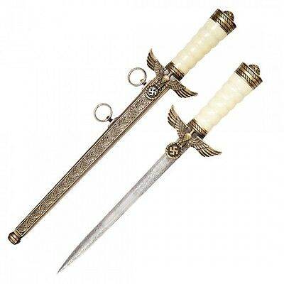 "15"" Fantasy Collectors Dagger Stainless Steel with Sheath"