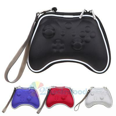 Portable Black Hard Travel Pouch Case Cover Carrying Bag For Xbox One Controller