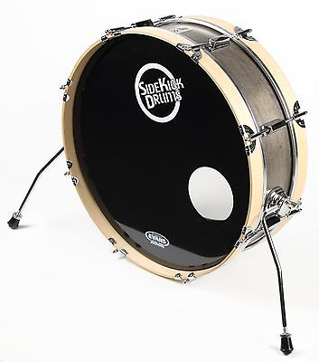 """Small Compact Bass Drum 6"""" x 22"""" Skinny Bass Drum Pro"""