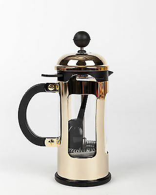 Gold Bodum French Press Coffee Maker - Luxe for Less Holiday Gift Guide