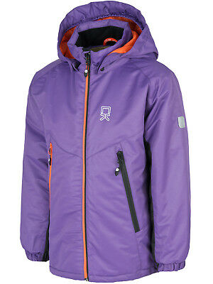 Boys Girls Ski Jacket Purple Snowboard Winter Coat New School Childrens Kids d795e5f10
