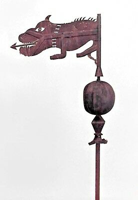 American Country Style Wrought Iron Weathervane