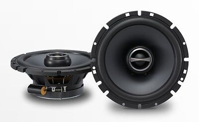 "Alpine SPS-610 Type-S 6.5"" 2-Way Coaxial Car Speakers ALPINE AU WARRANTY"