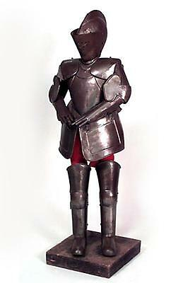Italian Medieval / Renaissance Style (19/20th Cent.) Metal Suits of Armour