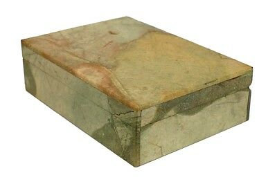 Italian Neo-Classic Style (20th Cent.) Marble Rectangular Box
