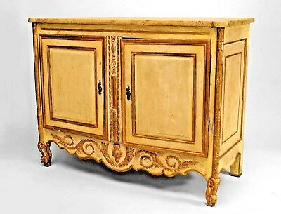 Italian Venetian Style (18/19th Cent.) Two-Door Chest/Commode