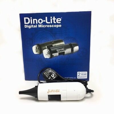 NEW Dino-Lite Clinical Digital Medical ENT Ear Video Otoscope