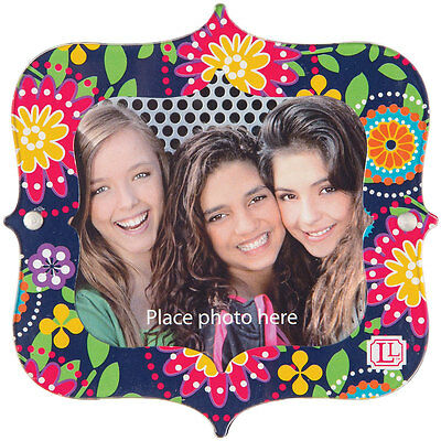Magnetic Picture Frame - Floral