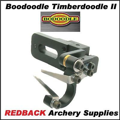 Boodoodle Timberdoodle II Right Hand Arrow Rest for archery