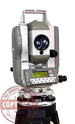 Nikon Dtm-420 Total Station, Surveying, Sokkia, Trimble, Topcon, Leica,surveyors