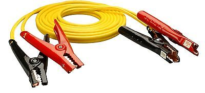 Coleman Cable 08465 12-Foot 8-Gauge Medium-Duty Booster Cables with Polar Glow C