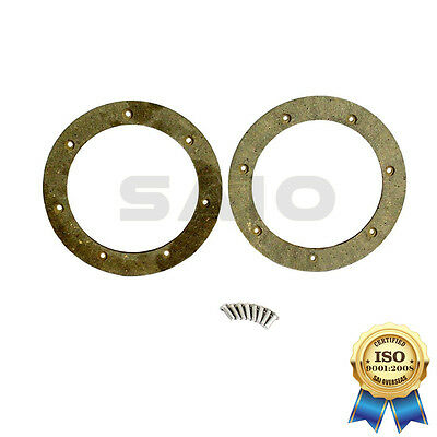 Saio Royal Enfield Clutch Fasing Friction Plate Disk With Rivets