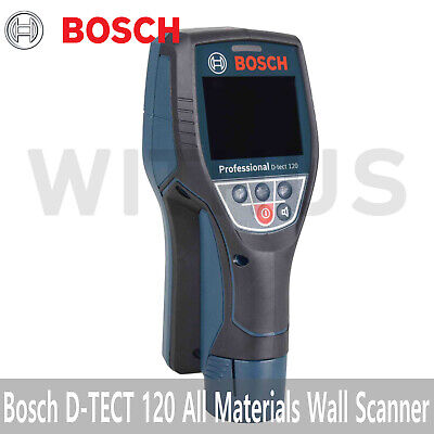 Bosch D-TECT 120 Professional Universal Detector of all Materials Wall Scanner