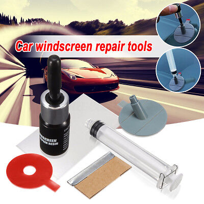 Car Crack Premium Windscreen Repair Kit DIY Chip Windshield Glass Wind Screen