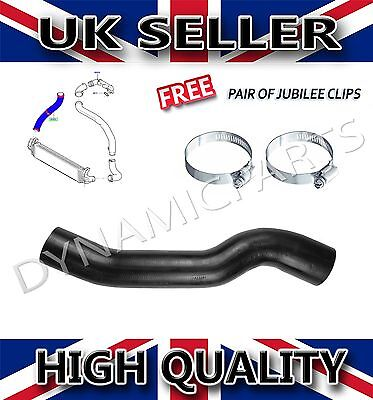 Ford Focus C-Max 1.6 Tdci Intercooler Air Duct Turbo Hose Pipe (Uk Pass. Side)