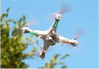 X5C-1 2.4G 4CH RC Explorers Quadcopter 6 Axis Heli Drone with HD Camera Upgraded