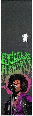 Grizzly 1-Skate Grip Sheet Hendrix Washed Grip