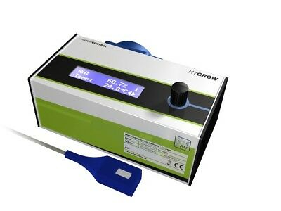 Growcontrol HyGrow Digitaler KlimaController Luftfeuchtigkeitsregler Grow Indoor